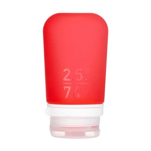 Humangear GoToob+ 2.5oz Silicone Bottle