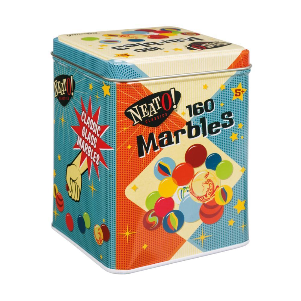 Toysmith Marbles In A Tin Box
