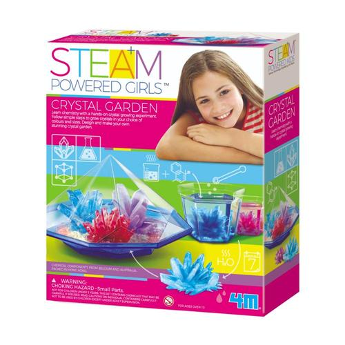 4M STEAM Crystal Garden