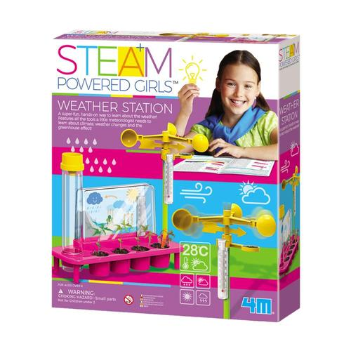 4M STEAM Weather Station