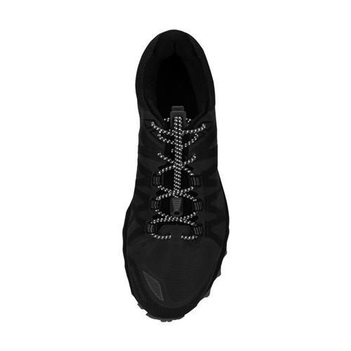 Nathan Reflective Run Laces Black