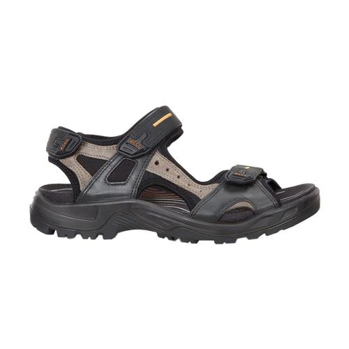 ECCO Men's Yucatan Sandals Blk.Mol_50034