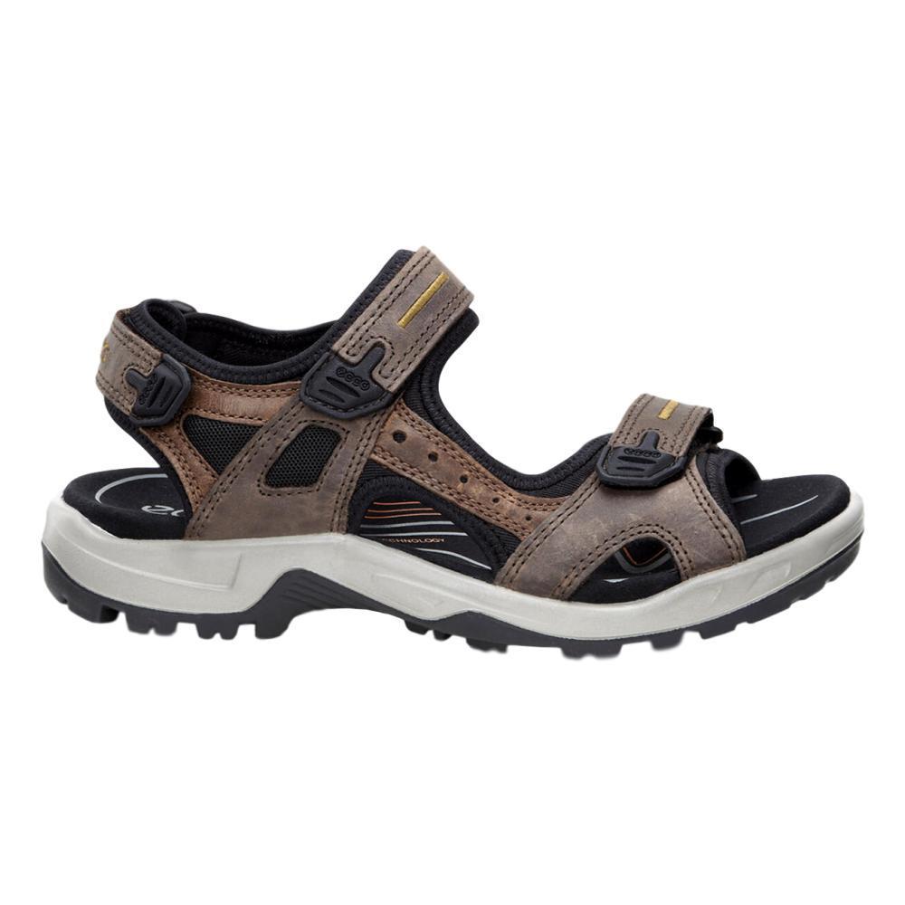 a2ba71484fdf Select Color ECCO Men s Yucatan Sandals BLK.