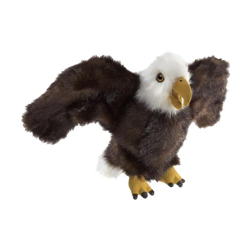 Folkmanis Small Eagle Hand Puppet