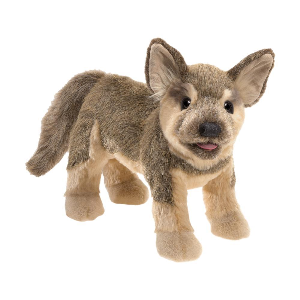 Folkmanis German Shepherd Puppy Hand Puppet