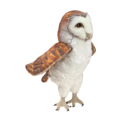 Folkmanis Barn Owl Hand Puppet
