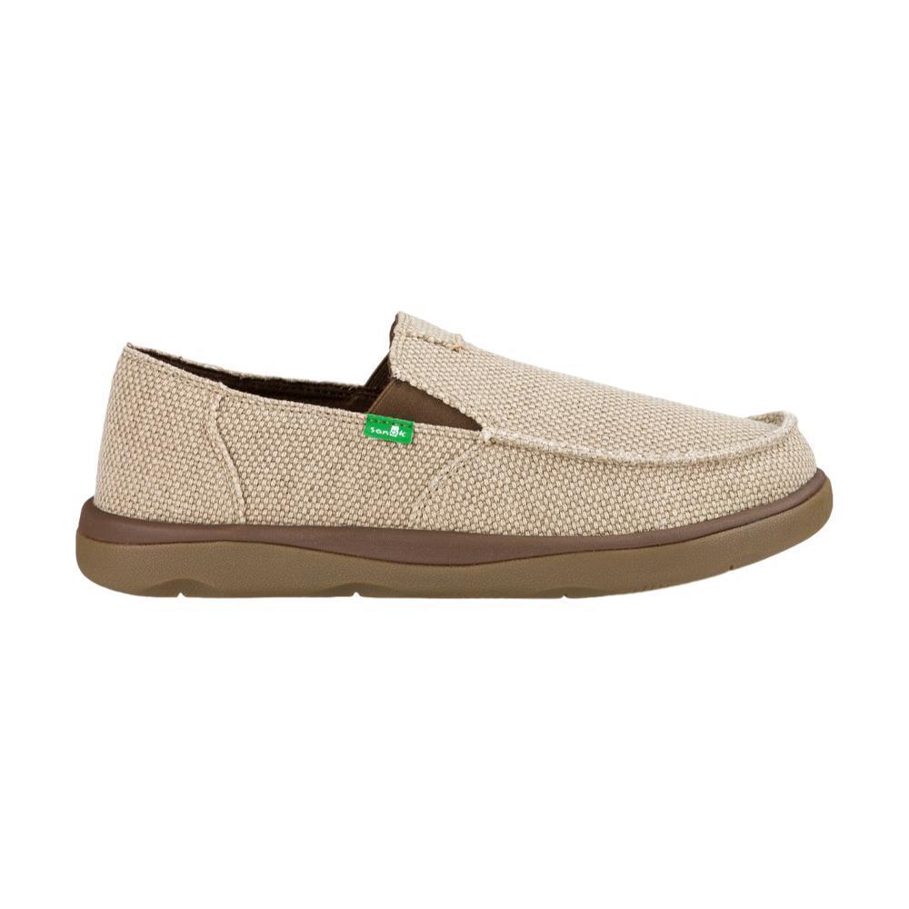 Sanuk Men's Vagabond Tripper Slip On Shoes NAT