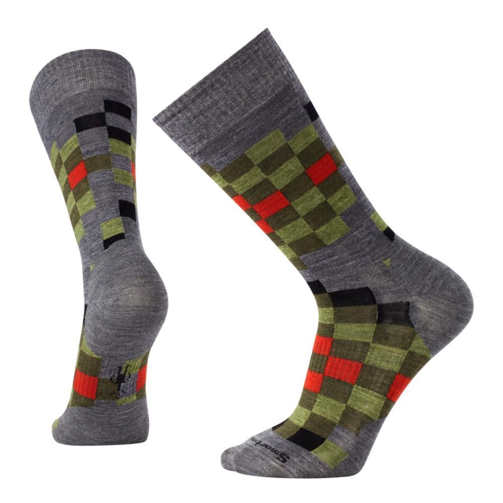 Smartwool Men's Digi Crew Socks MEDGRAYH_084
