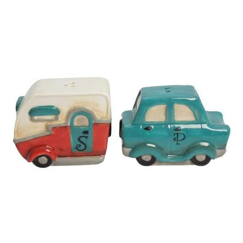 Streamline Road Trip Salt and Pepper Set