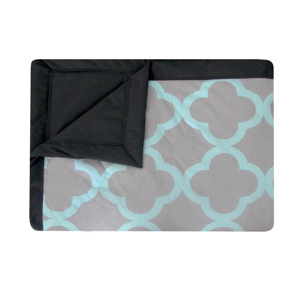 Tuffo Quatrefoil Water Resistant Outdoor Blanket QUATREFOIL
