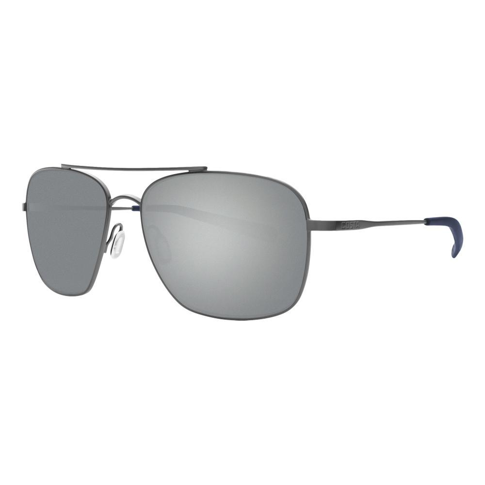 Costa Canaveral Sunglasses BRUSHEDGRAY