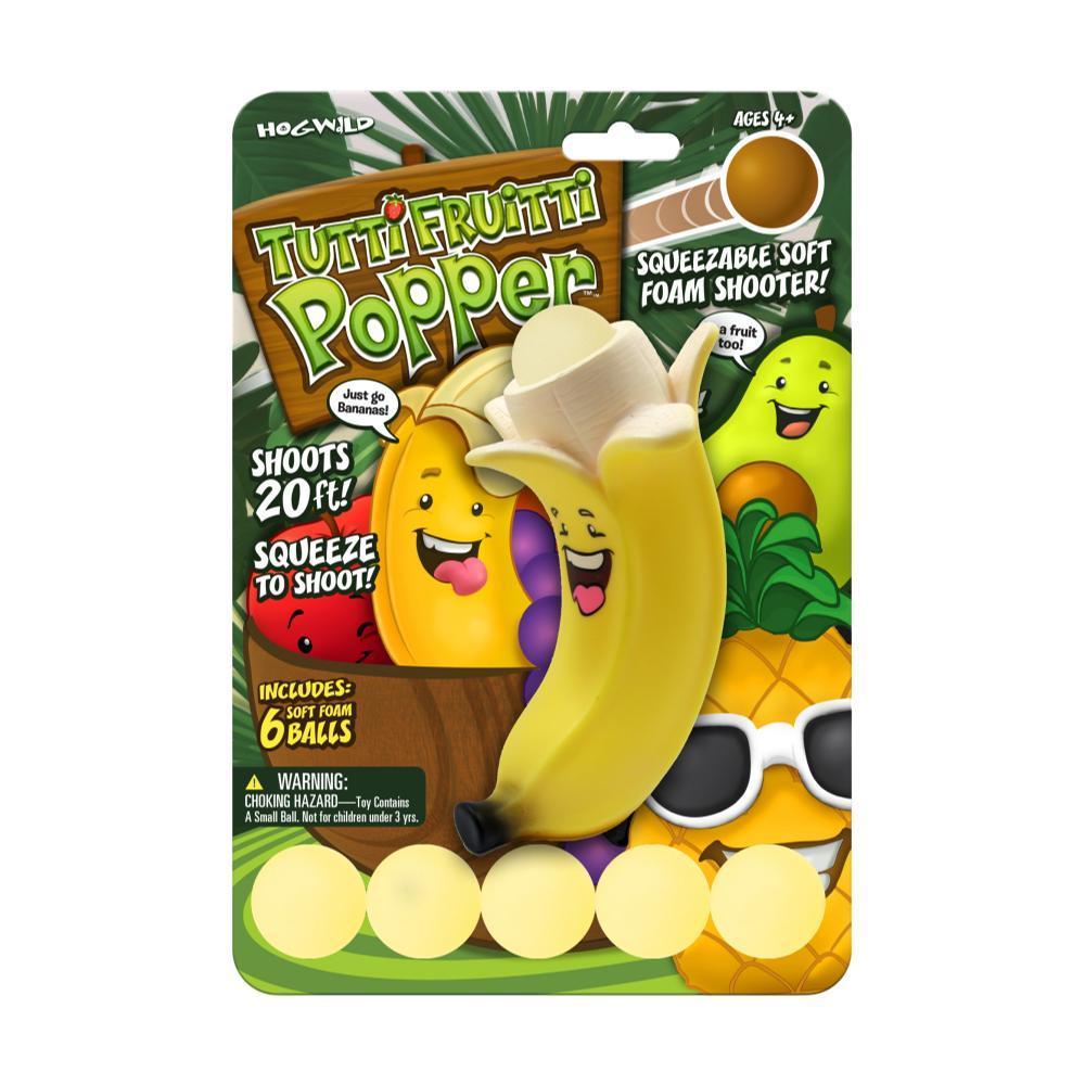 Hog Wild Tutti Frutti Banana Popper