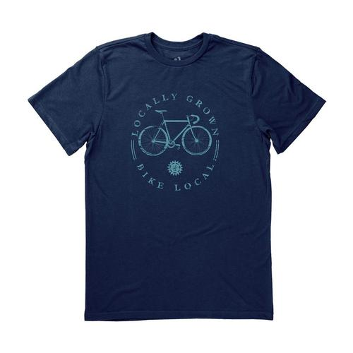 Locally Grown Unisex Bike Local Tee