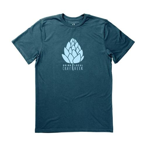Locally Grown Unisex Craft Beer Tee