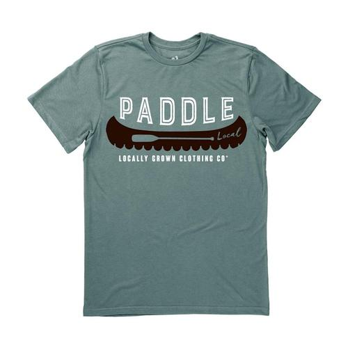 Locally Grown Unisex Canoe Local Tee