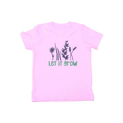 Locally Grown Kids Let It Grow Tee