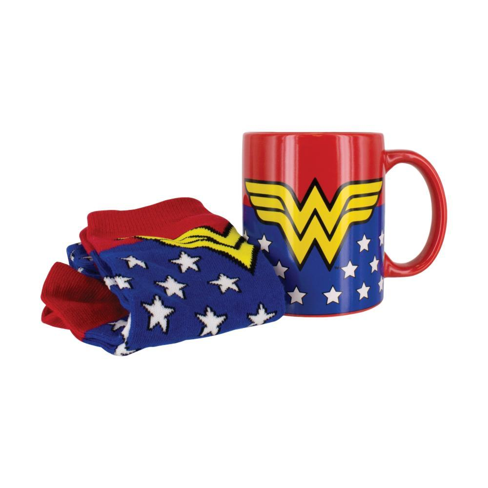 Paladone Wonder Woman Mug And Socks Set