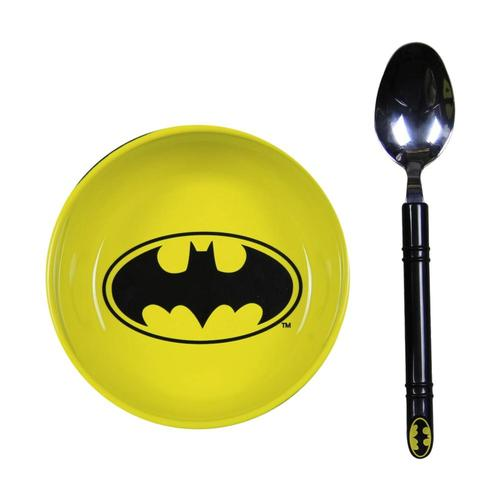 Paladone DC Comics Batman Breakfast Set