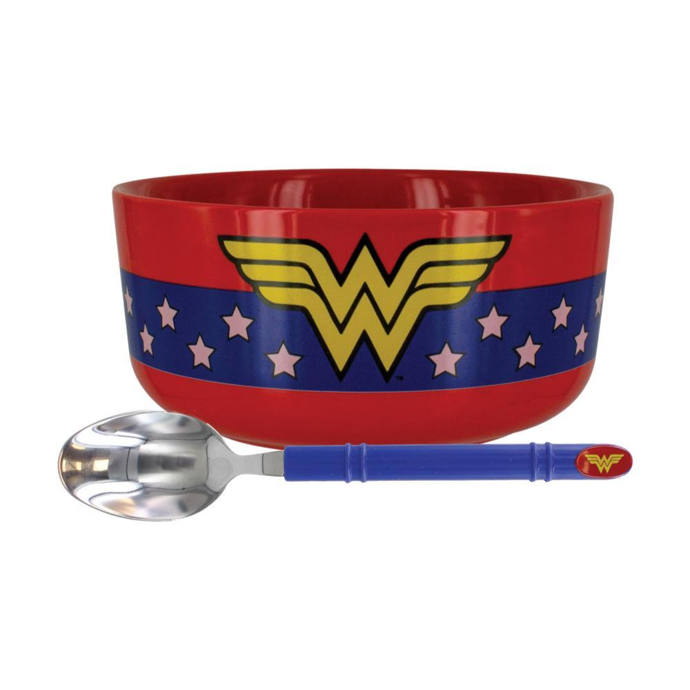 Paladone Wonder Woman Breakfast Set
