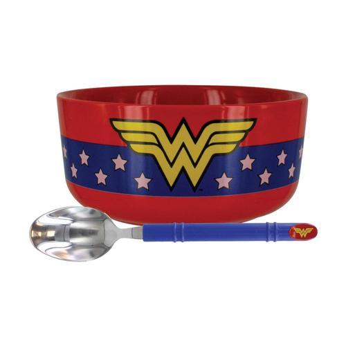 Paladone Wonder Woman Breakfast Set