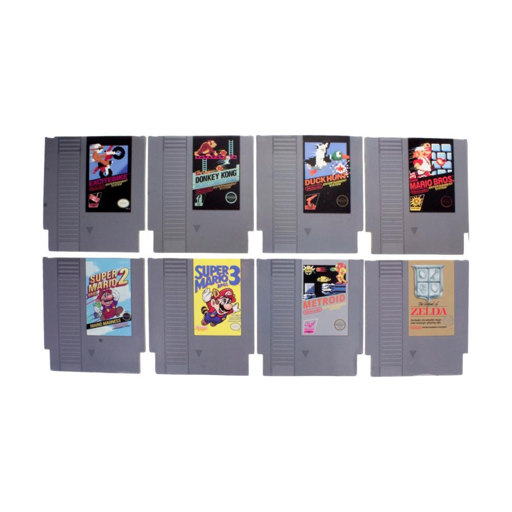 Paladone Nes Cartridge Coasters