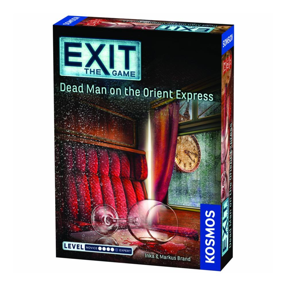 Thames And Kosmos Exit : Dead Man On The Orient Express