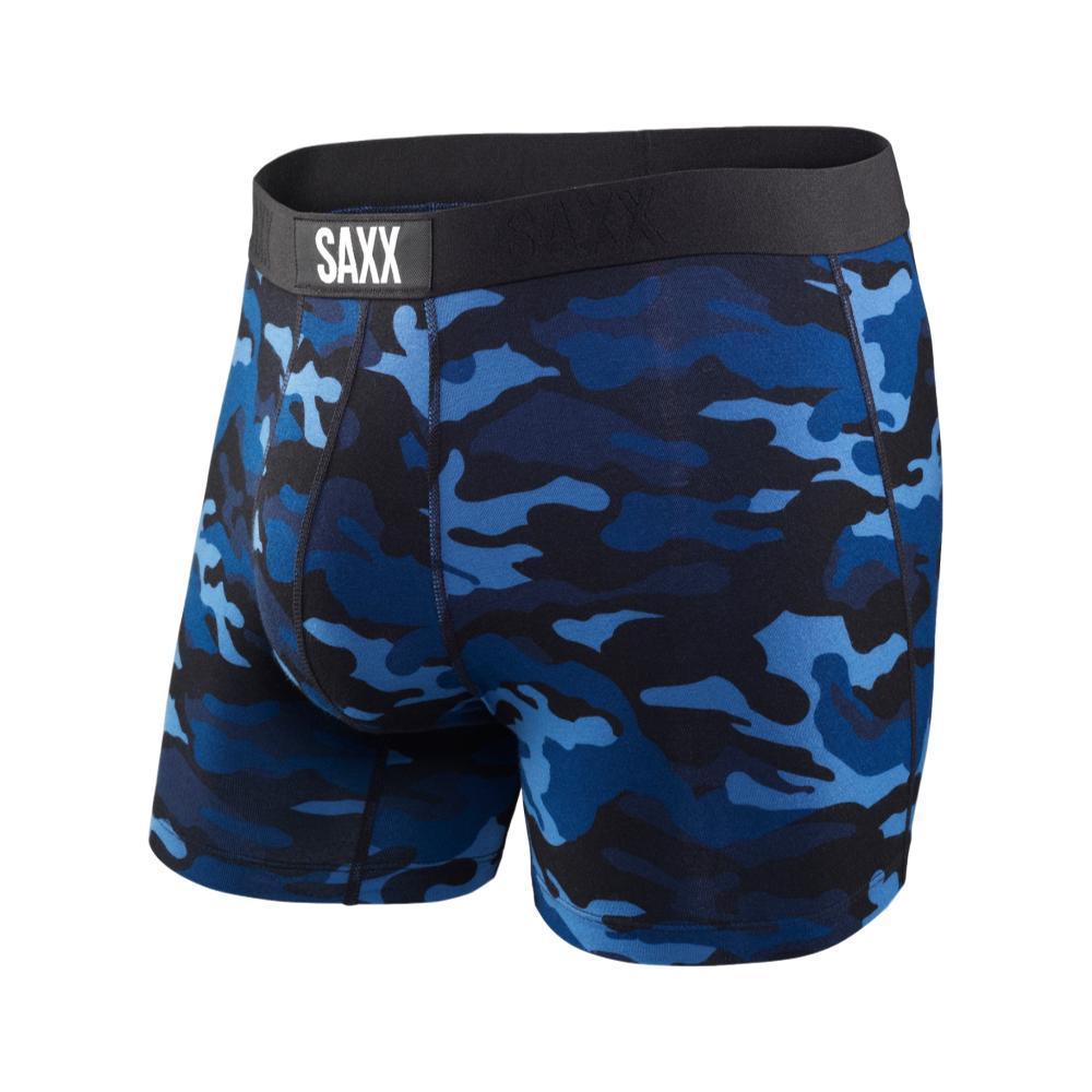 Saxx Men's Vibe Boxer Briefs BLKCANTEEN