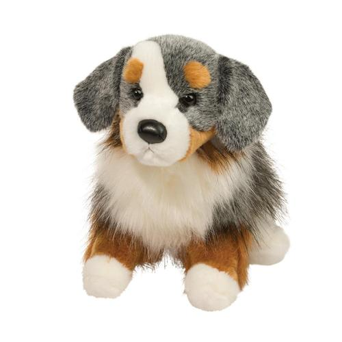 Douglas Toys Sinclair Australian Shepherd Stuffed Animal