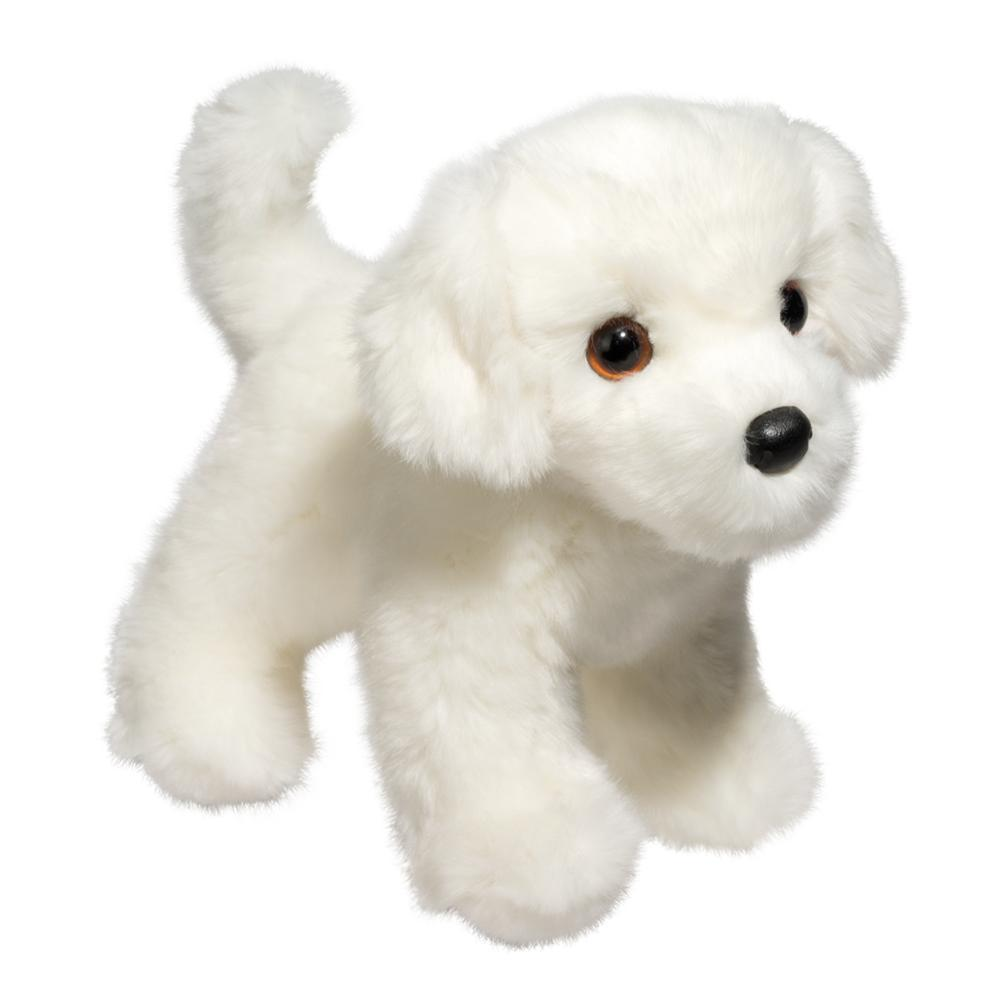 Douglas Toys Baily Bichon Stuffed Animal