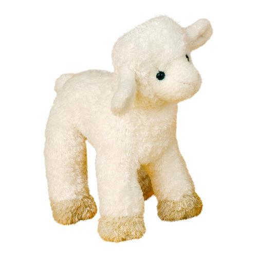 Douglas Toys Babba Lamb Stuffed Animal Lamb