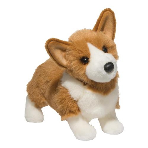 Douglas Toys Ingrid Corgi Stuffed Animal Corgie