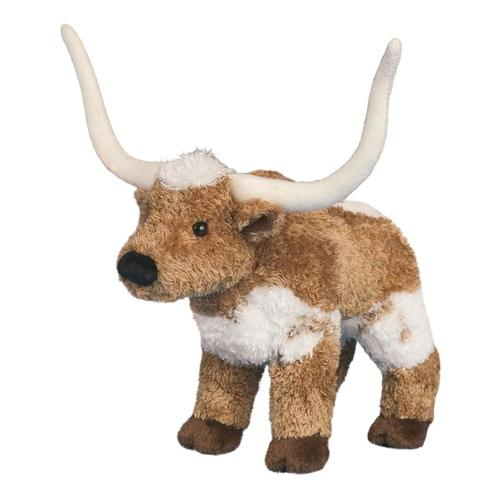 Douglas Toys T-Bone Longhorn Steer Stuffed Animal