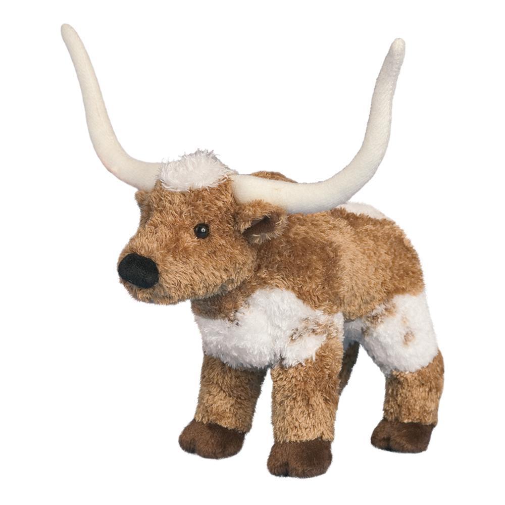 Douglas Toys T-Bone Longhorn Steer Stuffed Animal LONGHORN