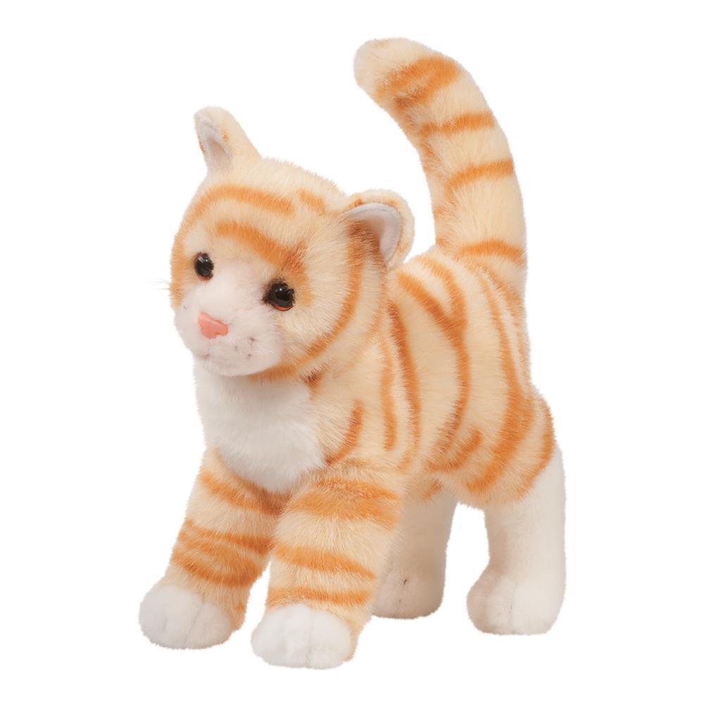 Douglas Toys Tiffy Orange Tabby Cat Stuffed Animal