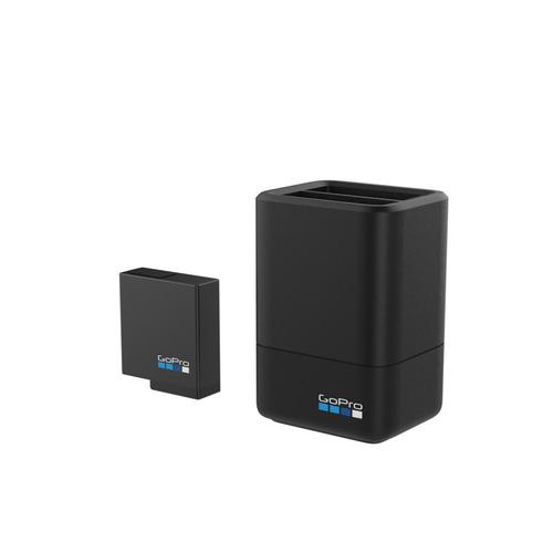 GoPro Dual Battery Charger & Battery Hero5.Blk