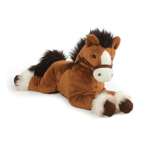 Gund Fanning Palomino Brown 12in Stuffed Animal