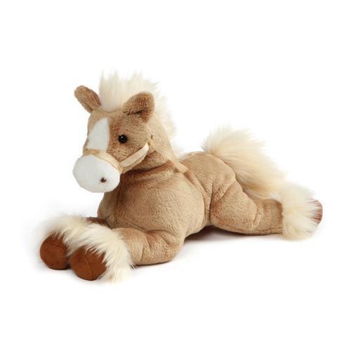 Gund Fanning Palomino Tan 12in Stuffed Animal Tan