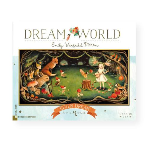 New York Puzzle Company Dream World Elven Dream Jigsaw Puzzle