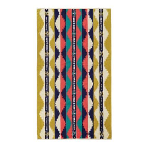Pendleton Saguaro Oversized Jacquard Towel Pistachio