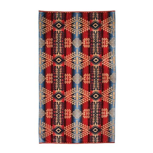 Pendleton Canyonlands Oversized Jacquard Towel