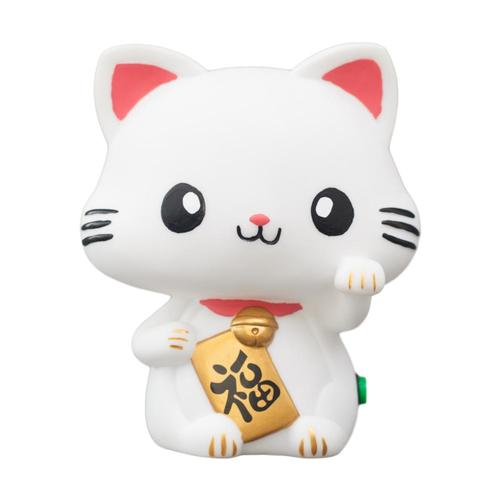 Smoko Lucky Meow Cat Mood Light Multi