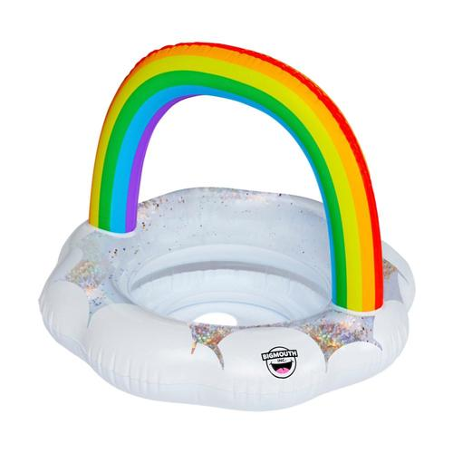 Big Mouth Toys Happy Rainbow Lil Float