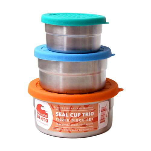 ECOlunchbox Seal Cup Trio (Set of 3)
