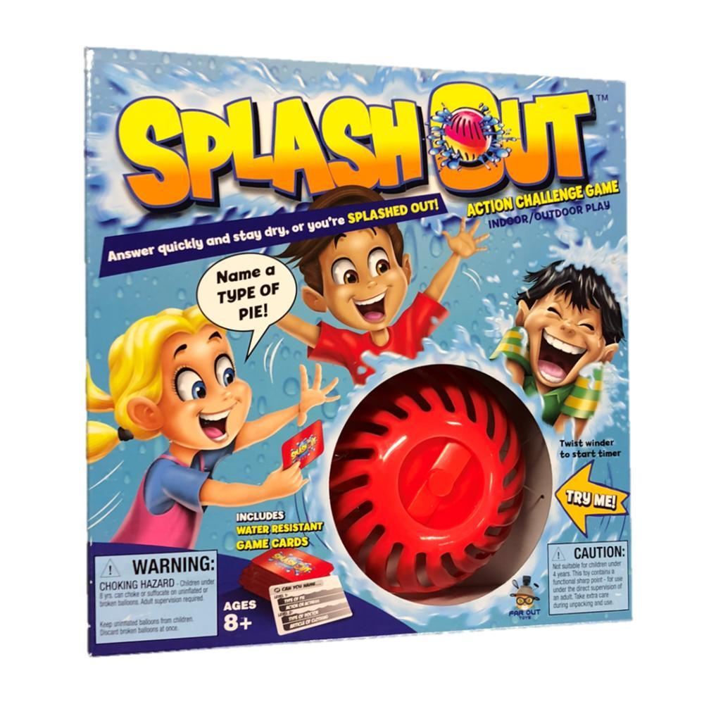 License- 2- Play Splash Out Game