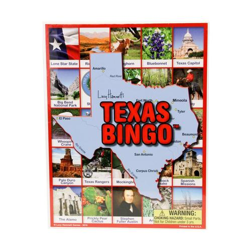 Lucy Hammett Games Texas Bingo