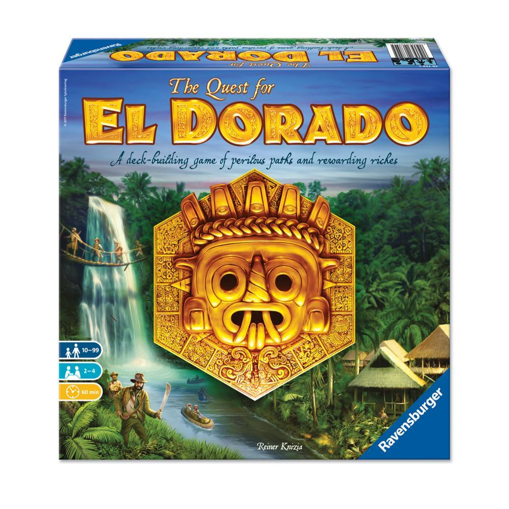 Ravensburger The Quest For El Dorado Board Game