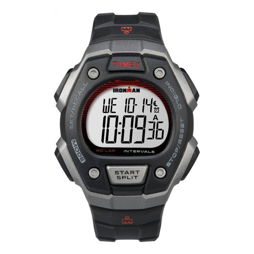 Timex Ironman Classic 50 Watch BLACK