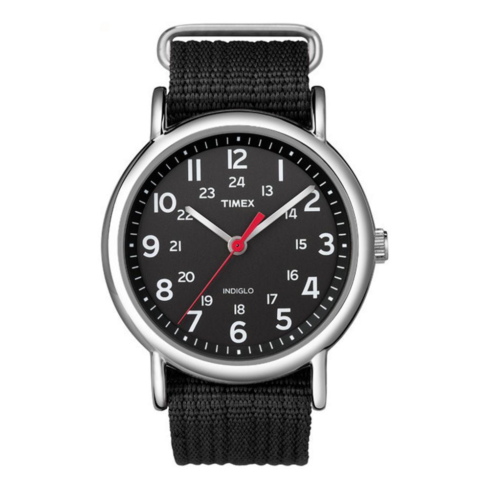 Timex Weekender Watch BLACK