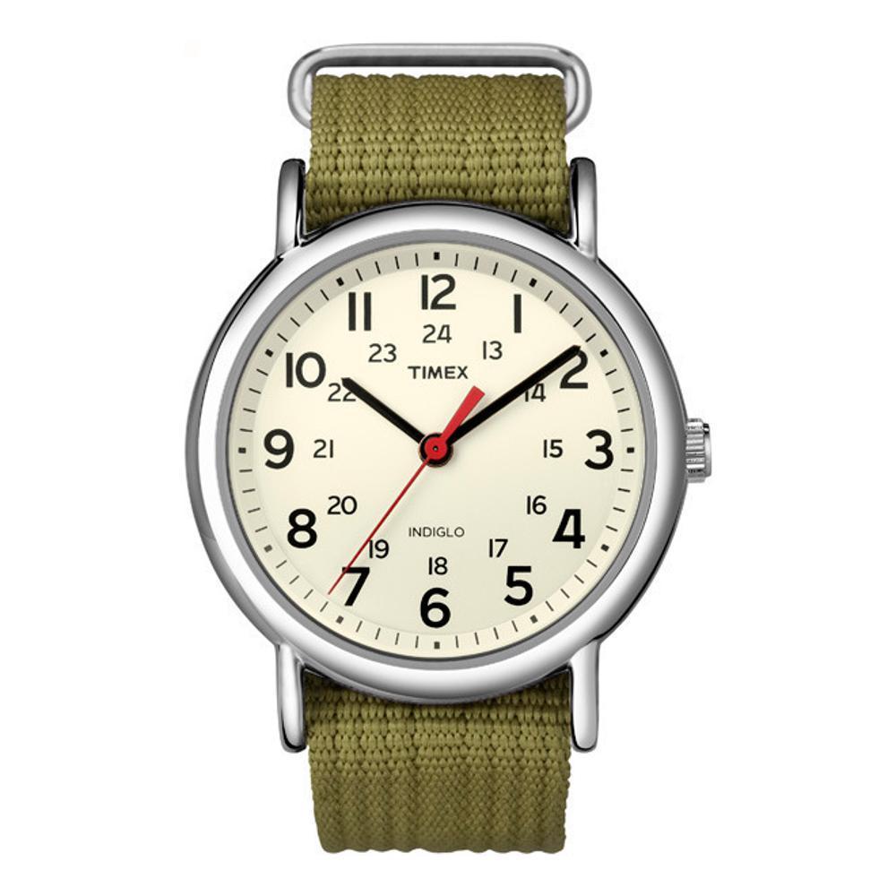 Timex Weekender Watch OLIVE