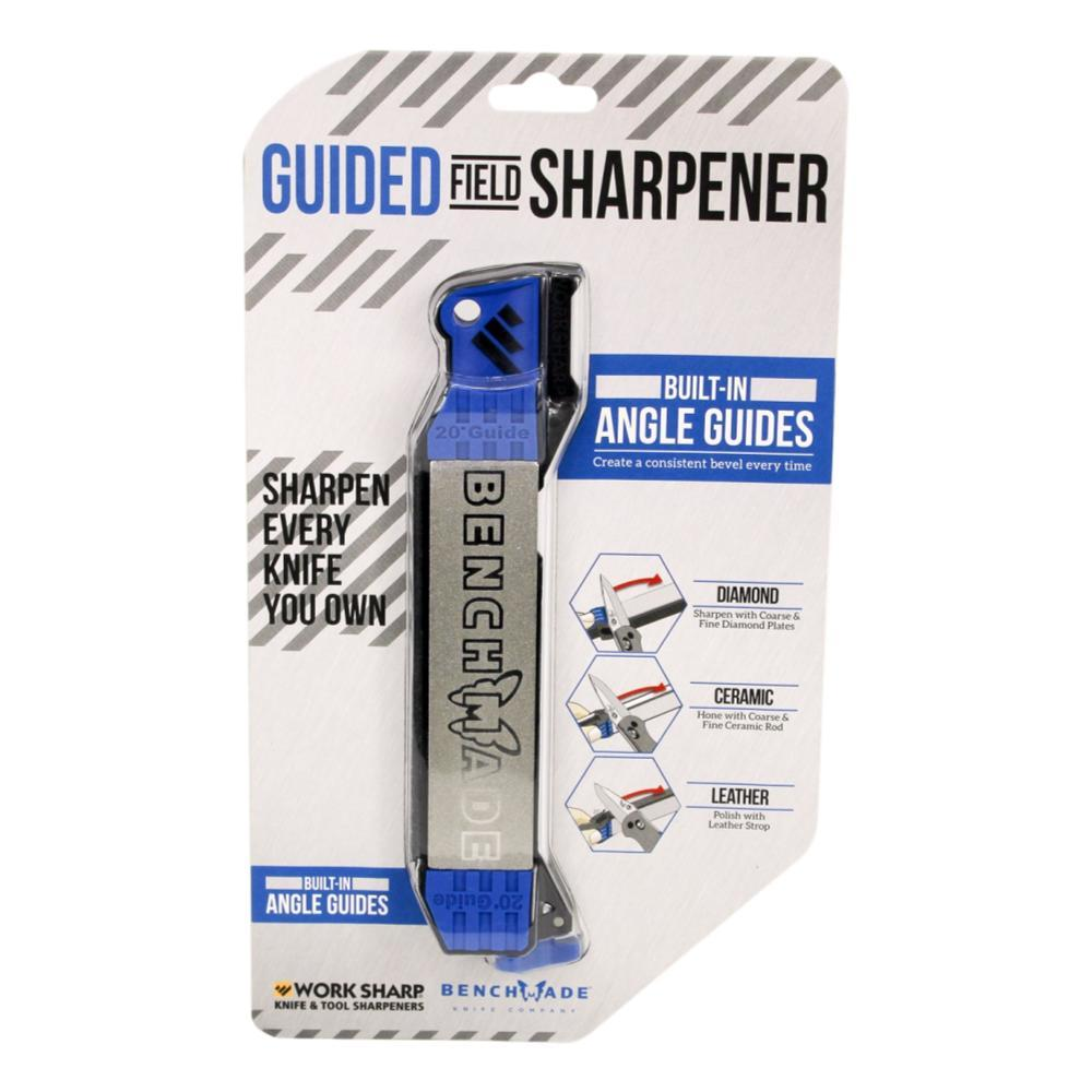 Benchmade Guided Field Sharpener BLUE